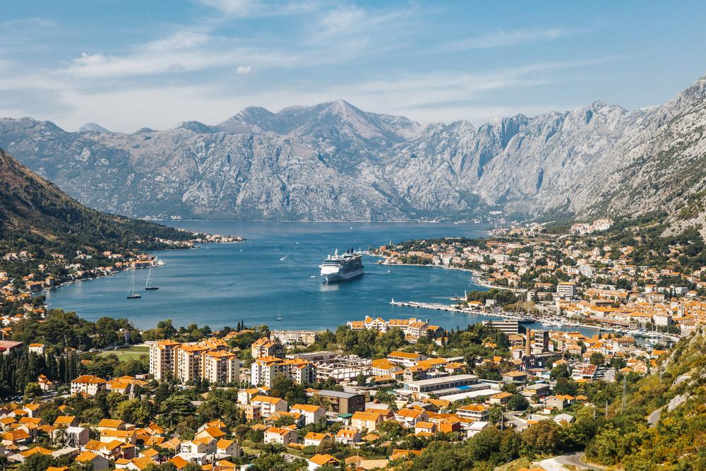 estate in montenegro