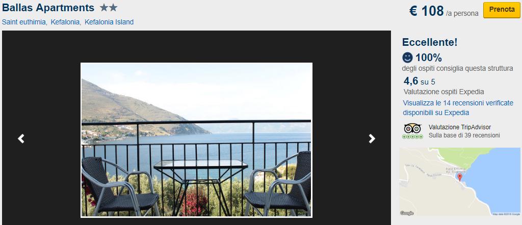 Vacanze a Cefalonia low cost! Voli primaverili a/r + soggiorno ...