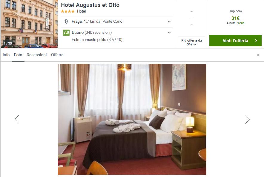 Voli low cost per l\'incantevole Praga da Venezia a soli €34 ...